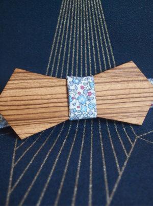 noeud-papillon bois